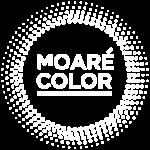 Logo Moaré Color