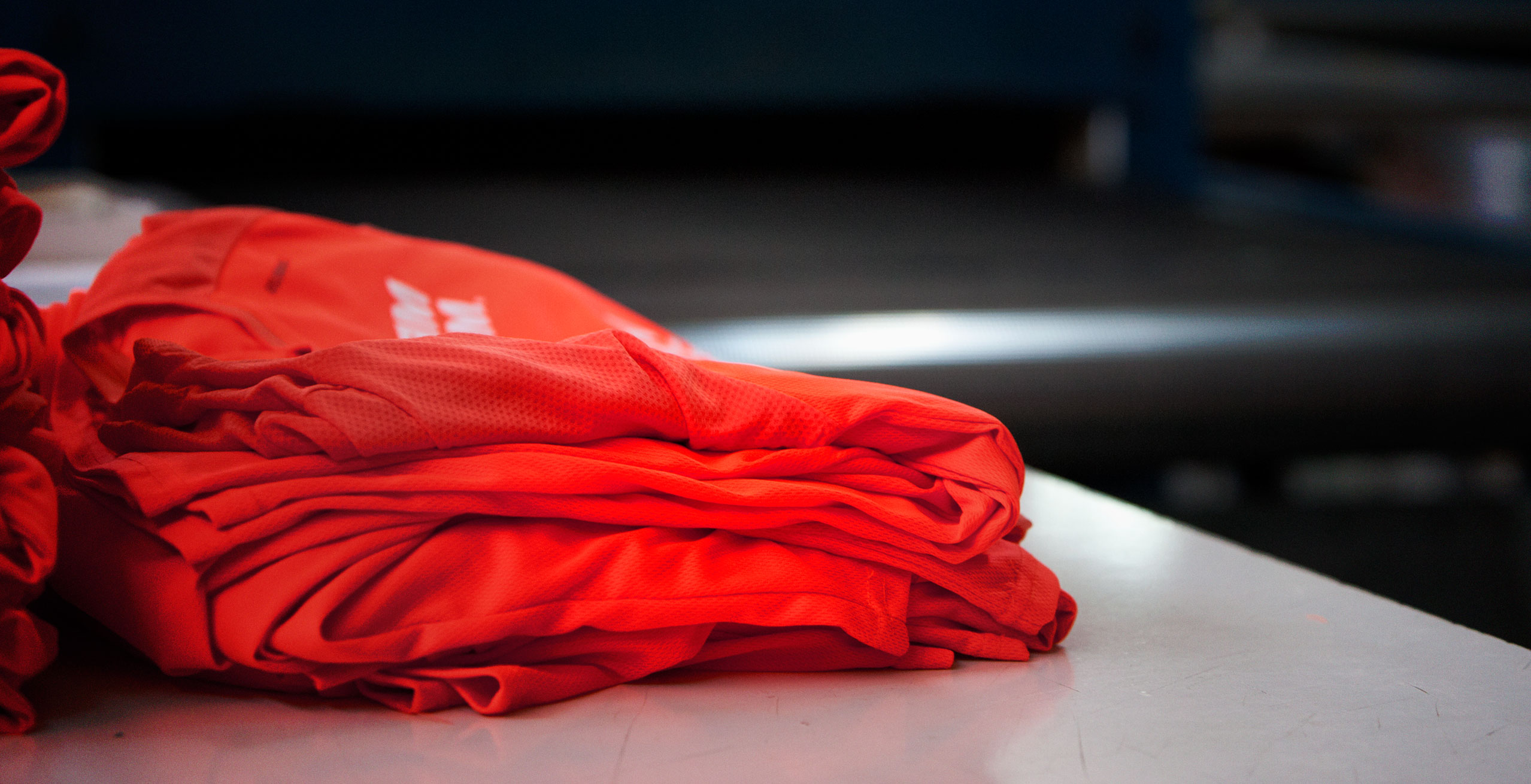 Personalización de prendas de ropa